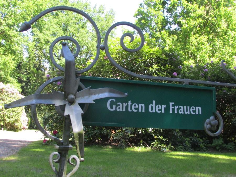 Ohlsdorfer Friedhof Garten der Frauen