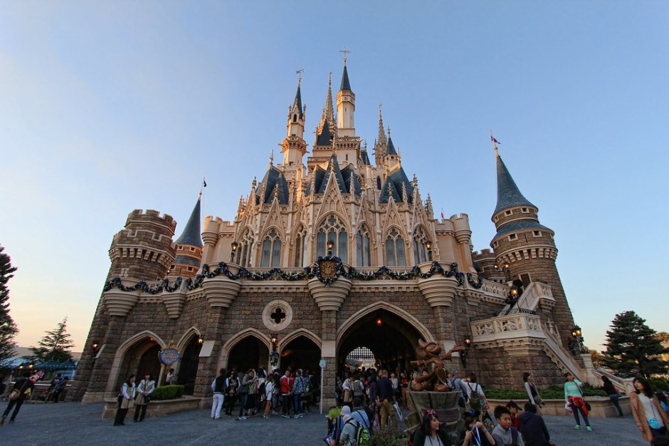 popular amusement parks in the world