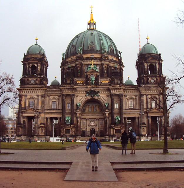 Berliner Dom by bryandkeith on flickr