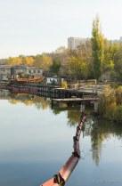 Ingul river, Mykolaiv