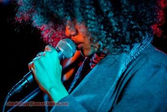 Nneka @ The Biltmore Cabaret - June 1st 2015