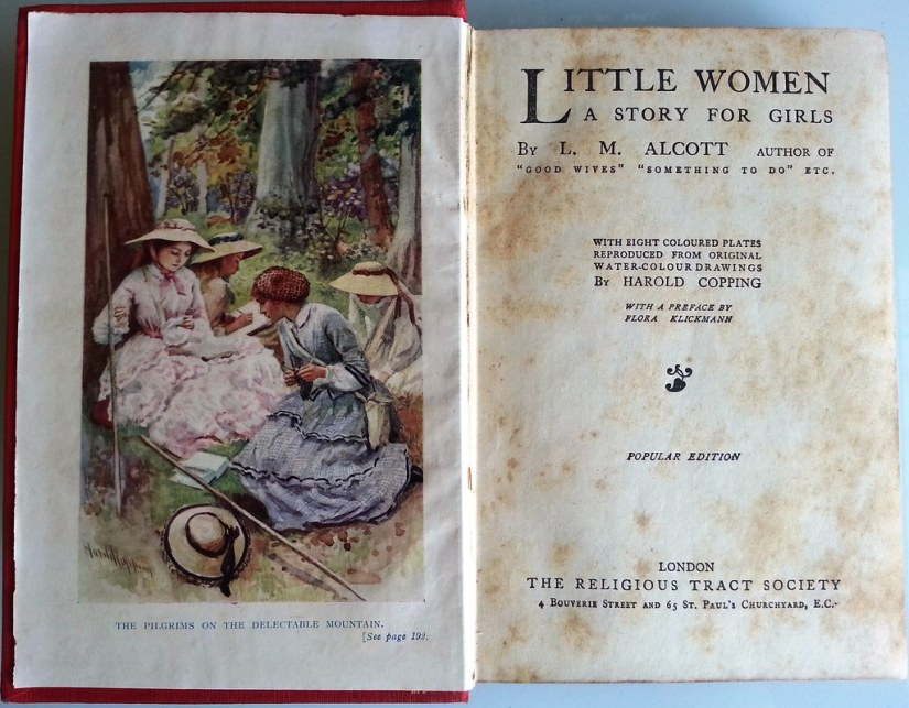 Little Women by Louisa M. Alcott   No date on this edition b…   Flickr