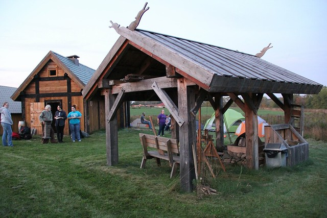 Viking Longhouse Uwgb Commons For The Digital And Public