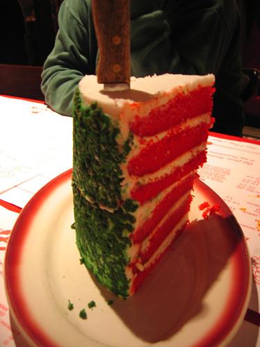 Birthday Cake From Buca Di Beppo Sarah Wilbur Flickr