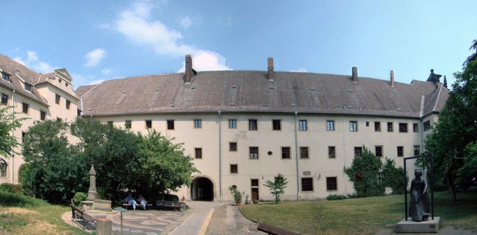 panoramica Wittenberg Lutherstadt museo casa Lutero Alemania 18 Patrimonio de la Humanidad Unesco