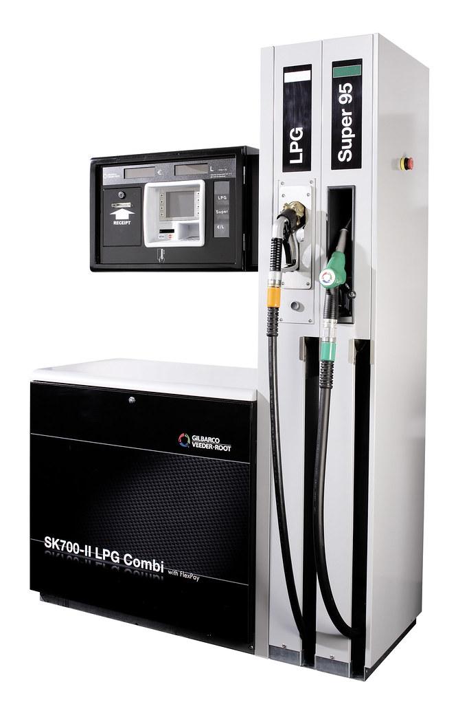 Sk700 Ii Lpg Combi Dispenser From Gilbarco Veeder Root