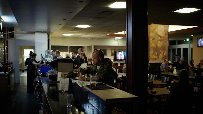 Dinner at the Bar, Esperance