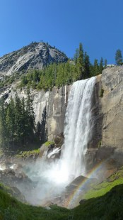 Vernal Fall Panorama
