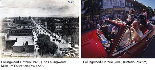 Now & Then Hidden Gem: Collingwood