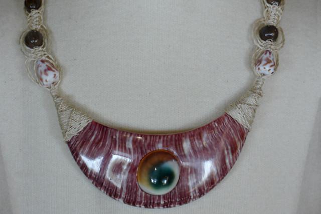 Julie Benavente's Purple Spondylus Sinahi