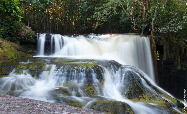 """Waterfall """"Santuário"""""""