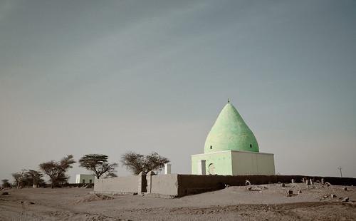 Nubian mosque