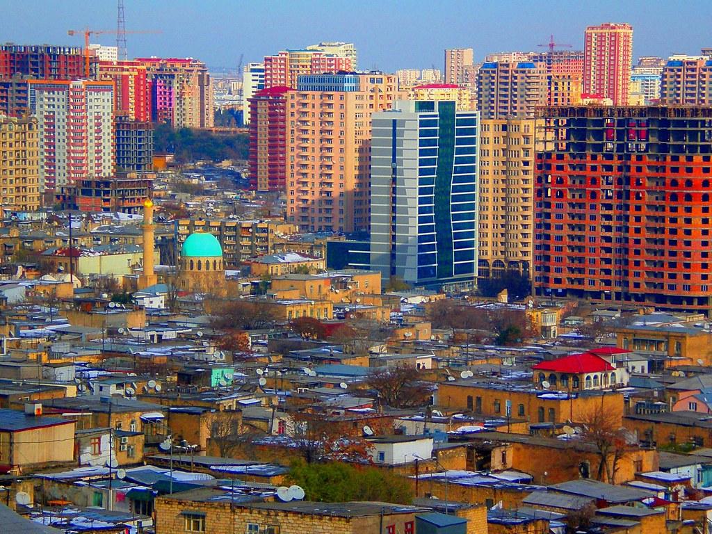 Baku City, Azerbaijan