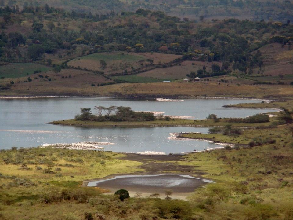 lago Parque Nacional Arusha Tanzania 05