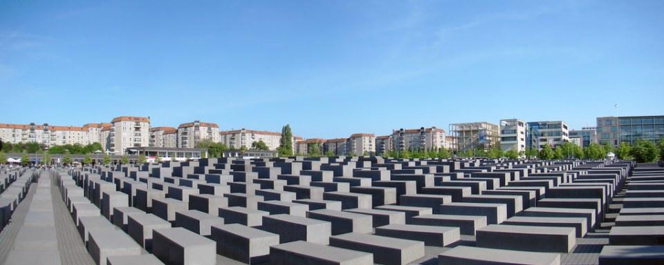 Berlin Monumento del holocausto 02
