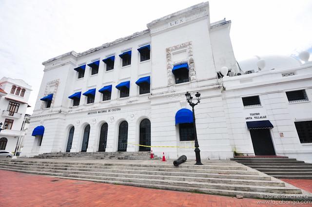 Antiguo edificio de la Asamblea Legislativa