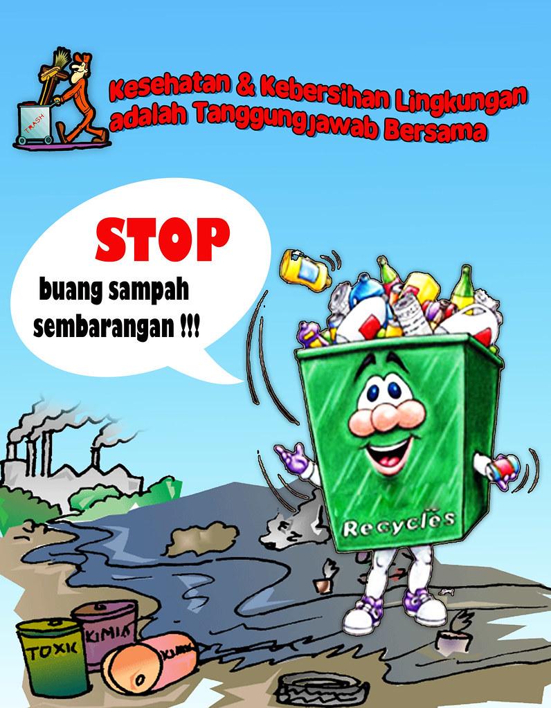 Contoh Slogan Kebersihan
