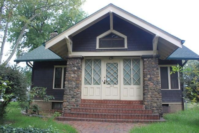 Mark W. Allen House