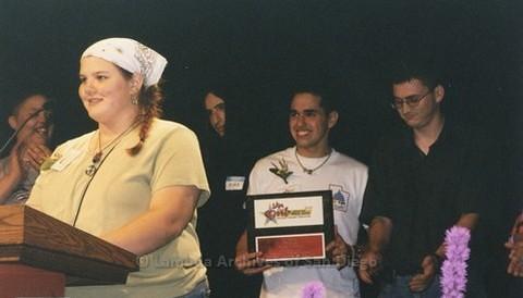 San Diego LGBTQ Pride Spirit of Stonewall Rally, 2000