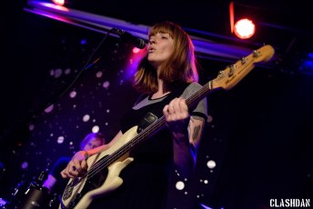 La Sera @ The Pinhook in Durham NC on October 19th 2016