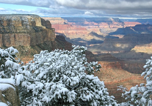 grand canyon national park weather
