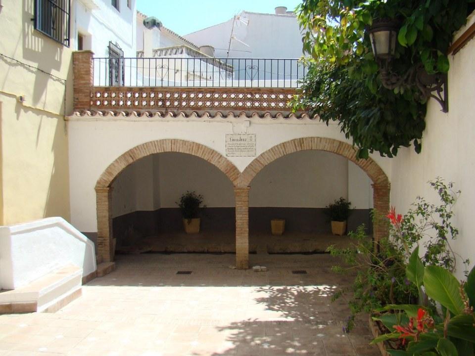 Periana Lavadero de la Cruz Pueblo de la Axarquia Malaga 12