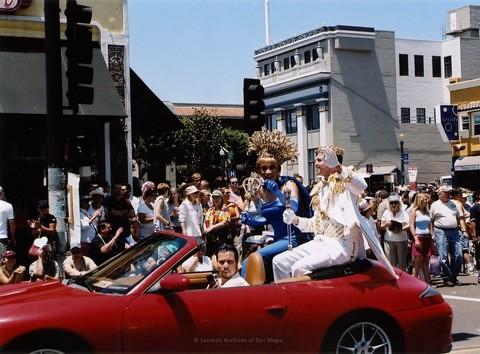 San Diego LGBTQ Pride Parade, 2004