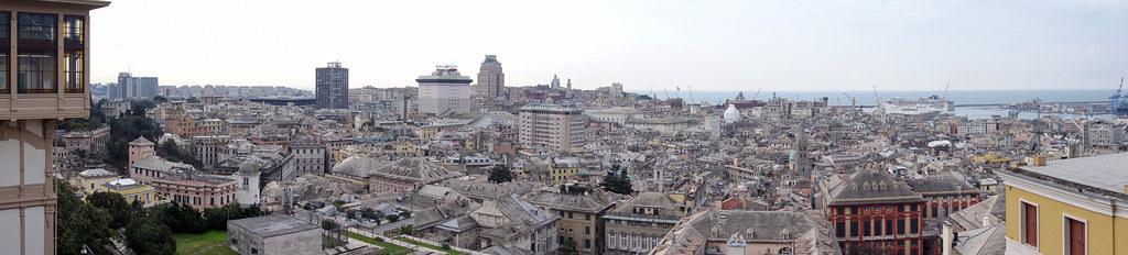 Genoa | Italy | Cycling Europe