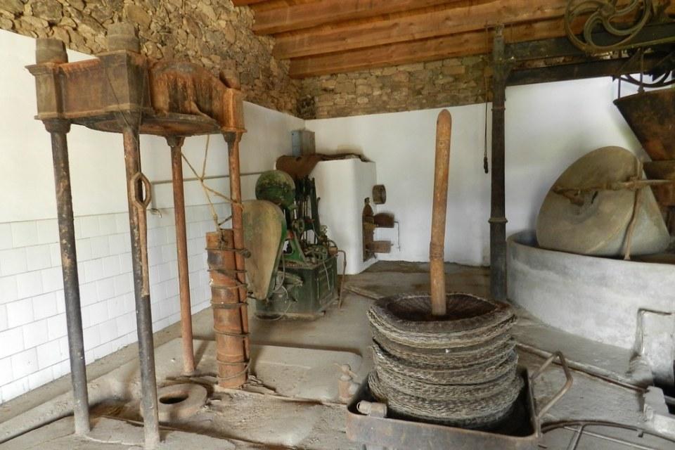 Museo del Aceite Hinojosa de Duero Salamanca 02