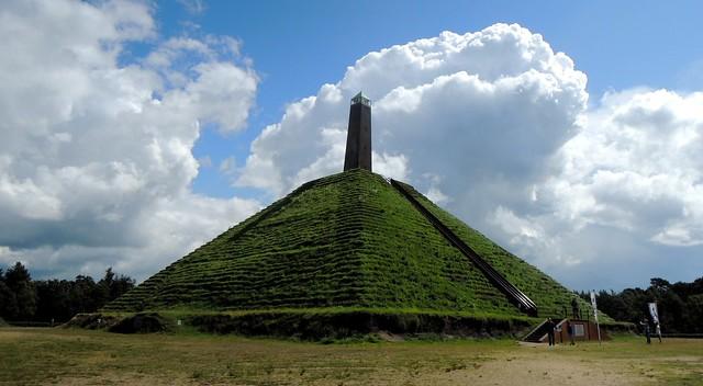 Pyramid of Austerlitz by bryandkeith on flickr