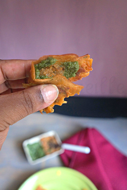 Gujarati Pudla -edit