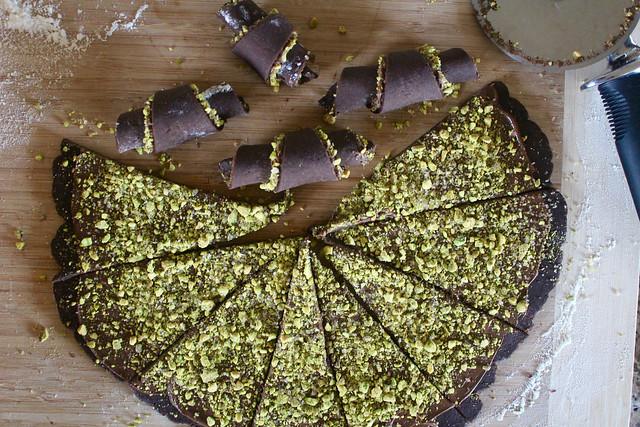 Chocolate Pistachio Rugelach - 19
