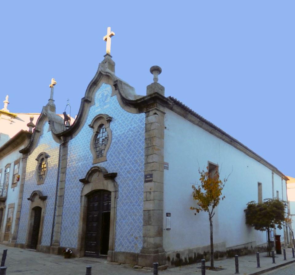 exterior Iglesia fundación de la Santa Casa de la Misericordia de Braganza Portugal 01