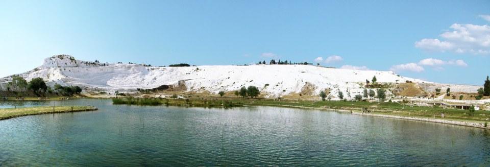 Turquia Pamukkale fuentes de aguas termales 02