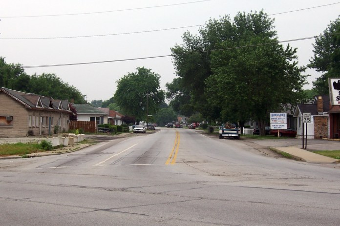 US 36, Indianapolis