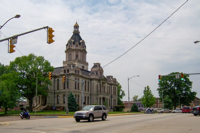 Parke County Courthouse
