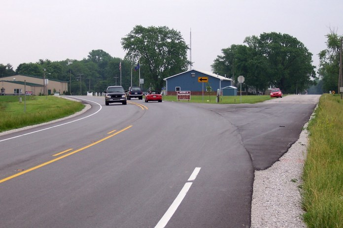 US 36 and Old US 36