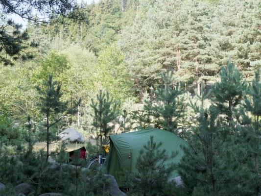 After the descent form Goderdzi pass