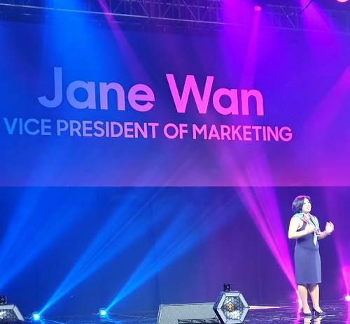 OPPO F11 Pro Jane Wan
