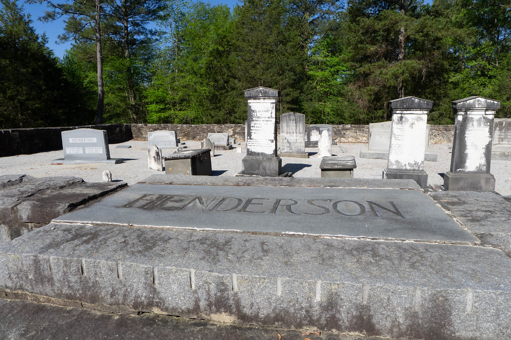 Henderson Family Cemetery, Newberry County