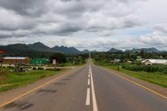 We reden daarom snel verder richting Blantyre in het zuiden.