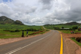 Aangezien Malawi één van de armste landen ter wereld is waren we blij verrast dat de wegen van uitstekende kwaliteit waren.