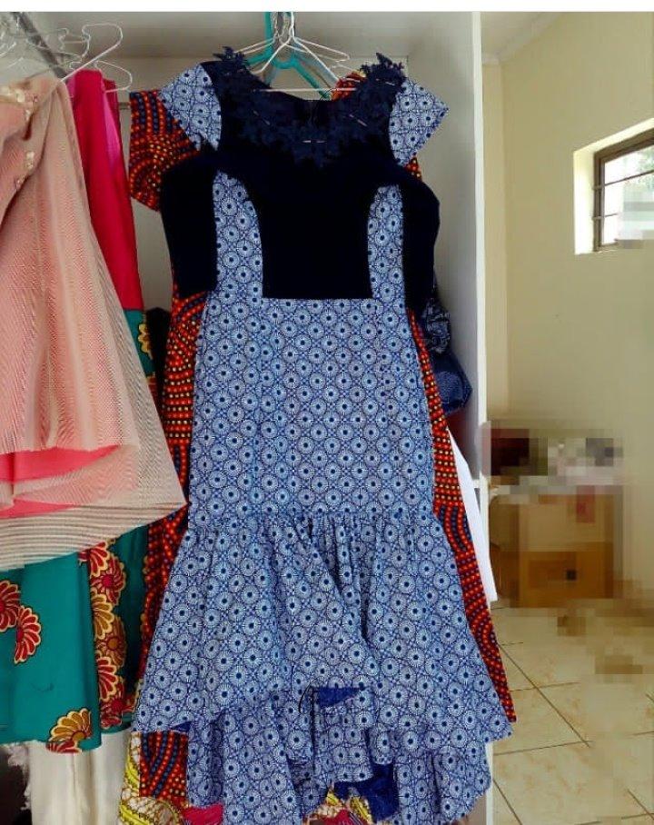 Shweshwe Dress Designs 2019