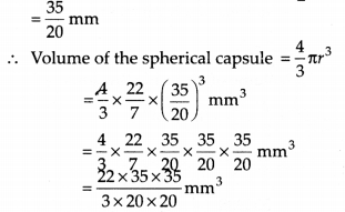 NCERT Solutions for Class 9 Maths Chapter 13 Surface Areas and Volumes Ex 13.8 Q10
