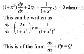 Plus Two Maths Chapter Wise Previous Questions Chapter 9 Differential Equations 4