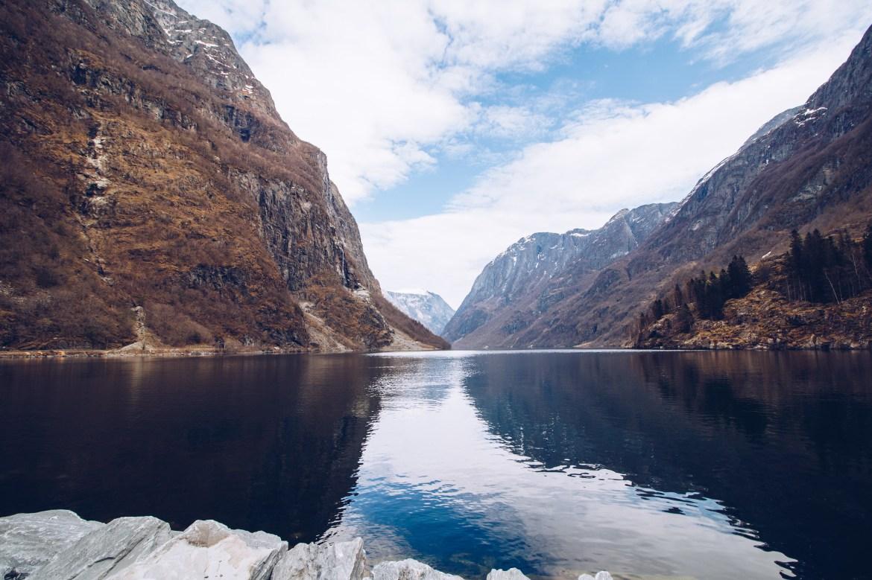 Norway in a nutshell - Gudvangen Nærøyfjorden - reaktionista.se