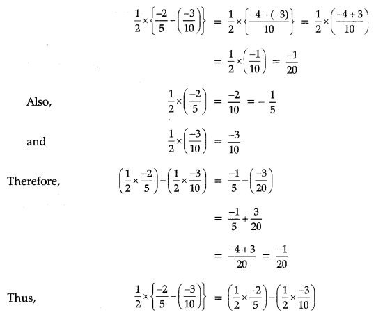 Rational Numbers Class 8 Notes Maths Chapter 1 14