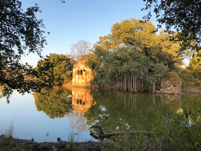 Ranthambore Nationalpark Zone 3, Idylle am See