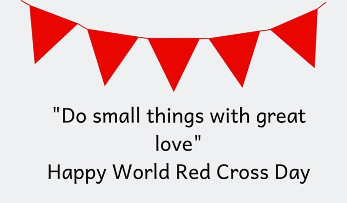 world red cross day quotes 2019