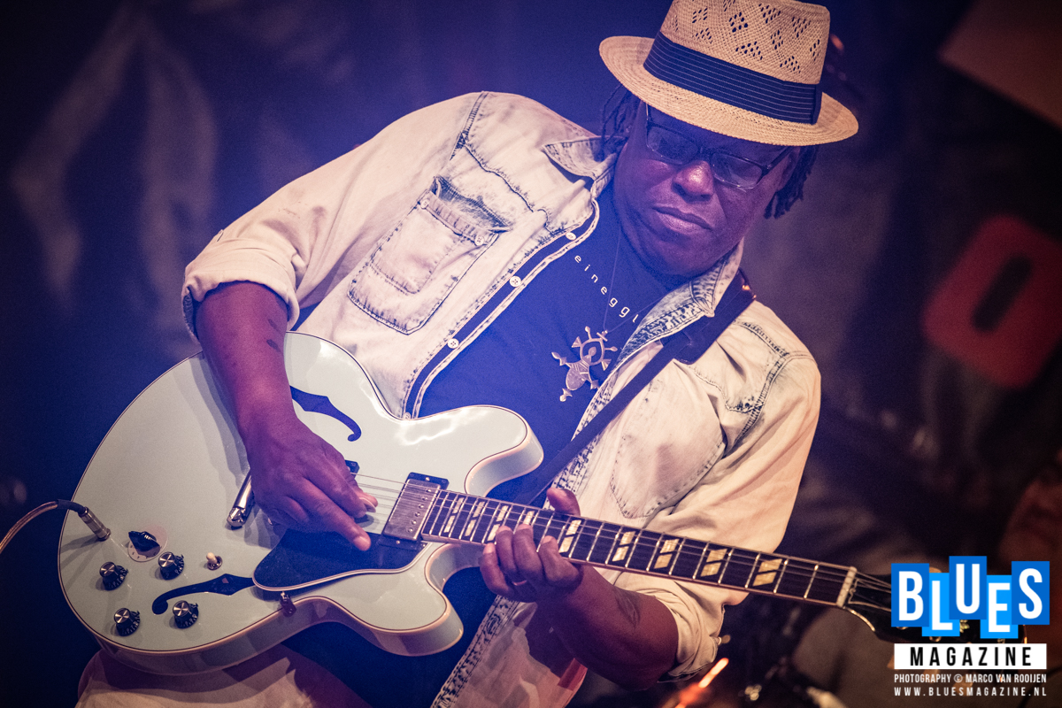 Joe Louis Walker @ Moulin Blues 2019